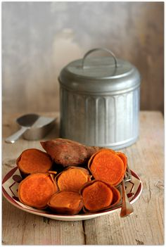 sweet potatoes by C.Mariani, via Flickr