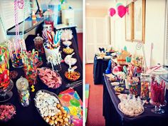 candyland baby shower