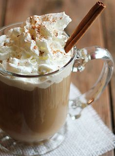 Hot, Hot Drinks for Cold, Cold Nights!