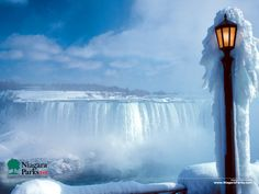 A sight that will take your breath away is Niagara Falls! I visited in late January. Not an ideal time, but still enjoyed this natural beauty! Lovely Wineries and Bed & Breakfast Inns surround its splendor.