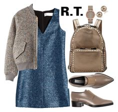 """""""R.T.-490 Superstylin'"""" by sopo-davituri ❤ liked on Polyvore featuring Victoria, Victoria Beckham, Acne Studios, STELLA McCARTNEY, Valentino, Marc by Marc Jacobs and Carolee"""