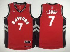 NBA Basketball Trikot T-Shirt  TORONTO RAPTORS Kyle Lowry 7 black Jersey