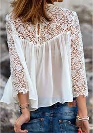 Resultado de imagem para camisas e blusas femininas