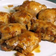 Caramel Chicken Recipe - Bon Appétit