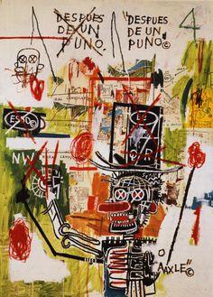 Jean-Michel Basquiat  Art Experience NYC  www.artexperiencenyc.com/social_login/?utm_source=pinterest_medium=pins_content=pinterest_pins_campaign=pinterest_initial