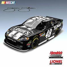 NASCAR - Jimmie Johnson - carosta.com