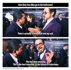 Marvel: The Avengers - Iron Man - Robert Downey Jr.