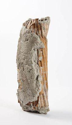 Ruth Hardinger: Sculpture - concrete and cardboard