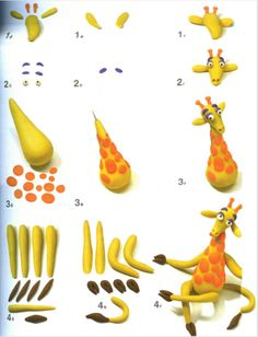 Giraffe Topper Picture Tutorial