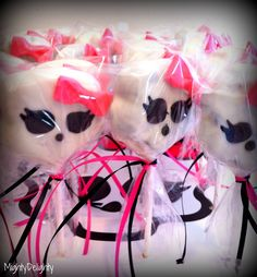Mighty Delighty: How to Make Monster High Cake Pops