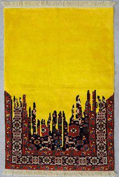 Faig Ahmed . Carpets | A R T N A U