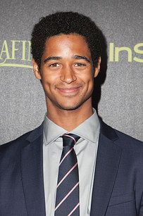 """And by now everyone should know that Alfred Enoch, the guy who played Dean Thomas, is a super bae. 
