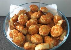 Sajtos pogácsa | Puszedly receptje - Cookpad receptek Pretzel Bites, Bread, Cookies, Ethnic Recipes, Food, Crack Crackers, Eten, Cookie Recipes, Bakeries
