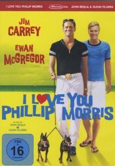Ich liebe Dich Phillip Morris  2009 France,USA      IMDB Rating 6,7 (44.528)  Darsteller: Jim Carrey, Ewan McGregor, Leslie Mann, Rodrigo Santoro, Antoni Corone,
