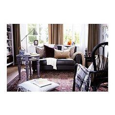 IKEA - VALBY RUTA, Teppich Kurzflor, 170x230 cm, , Aus Synthetikfasern und daher robust, fleckabweisend und leicht zu reinigen.