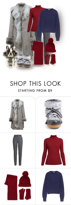 """Baby Its Cold Outside!!!"" by lois-boyce-flack ❤ liked on Polyvore featuring Dom & Ruby, IKKII, Marc by Marc Jacobs, Rumour London, George and Bottega Veneta"