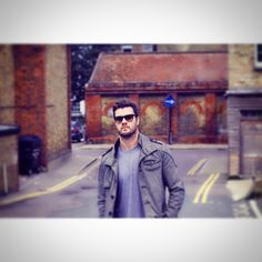 Dan Feuerriegel - London Days w @jasminejardot camera skills #ILoveLondon #Europe