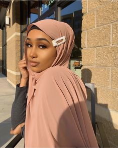Hijabi Girl, Girl Hijab, Hijab Outfit, Modest Outfits, Chic Outfits, Modest Clothing, Hijab Makeup, Muslim Women Fashion, Hijab Fashionista