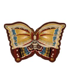 Take a look at this Golden Beige Wool Butterfly Rug by Nourison on #zulily today!