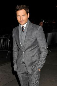 Peter Facinelli - Celebs at the Cinema Society