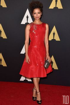 2014-Governors-Ball-Red-Carpet-Rundown-Fashion-Tom-Lorenzo-Site-TLO (2)Gugu Mbatha-Raw in Oscar de la Renta