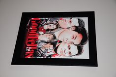 Scorsese Collection Goodfellas by Joshua Budich @JBudich purchased from @Spoke_Art framed by us www.SpotlightDisplays.com Framed Art, Framed Prints, Art Prints, Spoke Art, Frames, Movie Posters, Collection, Art Impressions, Frame