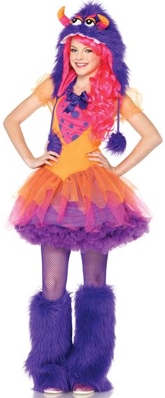 teen saloon costume costumes pinterest costumes search and catalog - Halloween Costume Monster