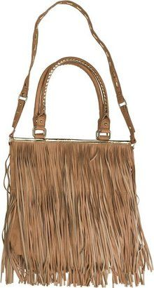 Steve Madden Fringie Bag. Actually I bought one very similar to this :-)