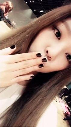 Jennie Aegyo BlackPink