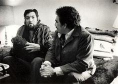 Julio Cortázar y Gabriel García M.