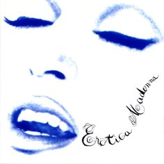 Madonna Erotica on The first album released under Madonna's own Maverick label, the pop icon's 1992 conceptual effort Erotica hit on the Billboard 200 and yielded six hit singles. Madonna Cd, Madonna Albums, Cd Cover, Cover Art, Album Covers, Music Covers, Reservoir Dogs, Rare Vinyl Records, Lp Vinyl