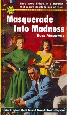 I hate to break it to them but he croaked on Tuesday. #Pulp #Cover