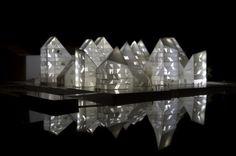 Architectural Model | Iceberg / CEBRA + JDS + SeARCH + Louis Paillard