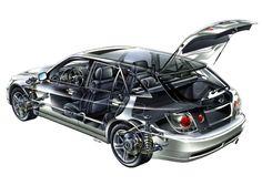Lexus IS 300 SportCross EU-spec (XE10) '2001–05