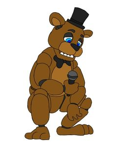 Sad Freddy from Five Nights at Freddy's