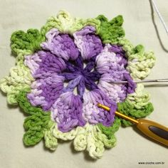 Tapete oval passo a passo - www.croche.com (4)