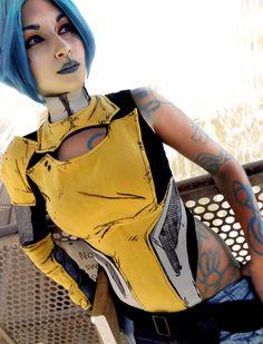 Character: Maya the Siren / From: 2K Games & Gearbox Software's 'Borderlands 2' / Cosplayer: Sheila Santa Maria (aka Aicosu)