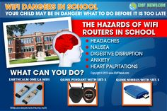 WiFi Dangers in School: Your Child May Be In Danger! What to Do Before it is too Late
