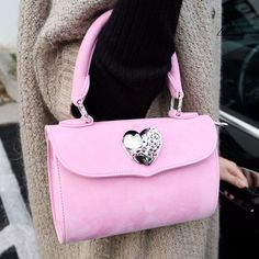 CH Heart leather Lady BAG