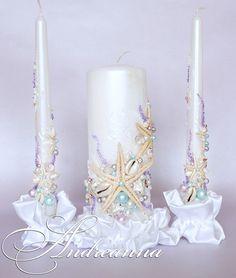 Свечи «Сокровища морей»
