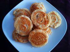 Mrs Ellwood's Simple Life: Cheesy Pinwheels
