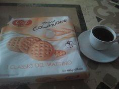 My breakfast today. Italian style colazione