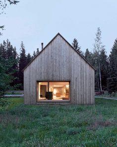 Rustic Exterior by Gestalten