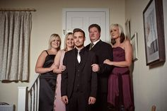 Liam and his family from story of my life!