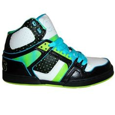 Osiris shoes want these for my bday :D