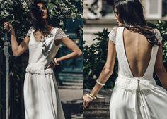 Robes de mariée Laure de Sagazan