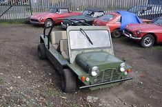 eBay: MINI MOKE UK BUILT RHD RUST FREE 1275CC #classicmini #mini