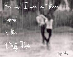 Dirty Rain by Ryan Adams #lyrics #ryan #adams #dirty #rain #mypins