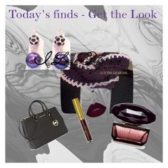 """Today's fashion finds"" by ourdesignpages on Polyvore featuring Michael Kors"