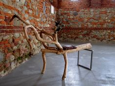 Branched armchair